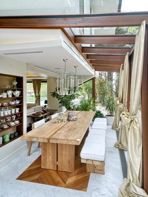 Images de décoration et idées déco de maisons Diy Veranda