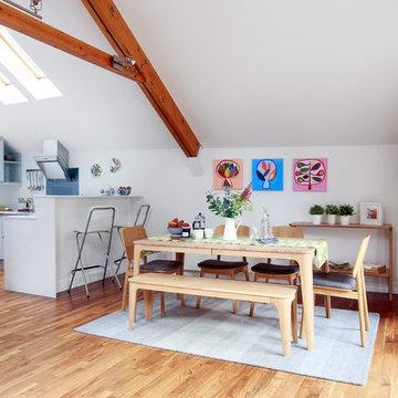 Edinburgh Mews Home Revamp