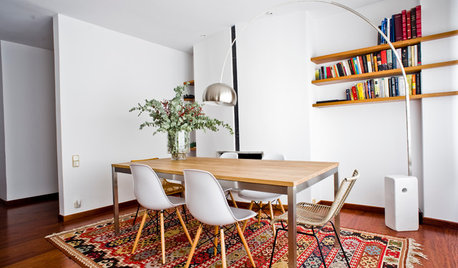 10 Times the Classic Arco Floor Lamp Has Made a Room