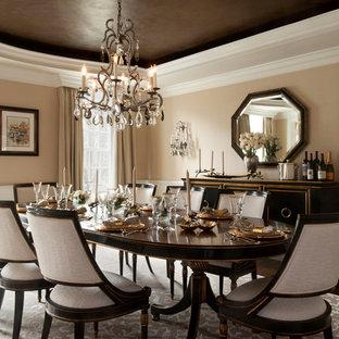 Elegant Formal Dining Room in Saint Davids