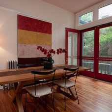 Contemporary Dining Room by Pangaea Interior Design, Portland, OR