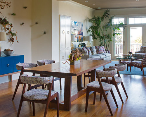 Midcentury Dining Room Design Ideas, Remodels & Photos