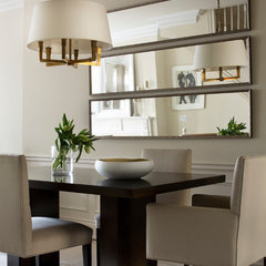 contemporary dining room by Stacy Vazquez-Abrams: Photographer
