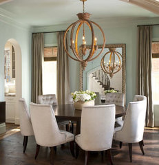 traditional dining room by Ellen Grasso & Sons, LLC