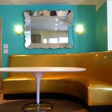 Modern Dining Room by E.J.Fikar Contracting LLC
