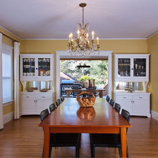 Traditional Dining Room by Levitch Associates, Inc