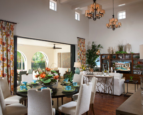 Mediterranean upgrade dining room design ideas for Dining room upgrades