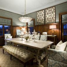 Dining Room by Craig Denis