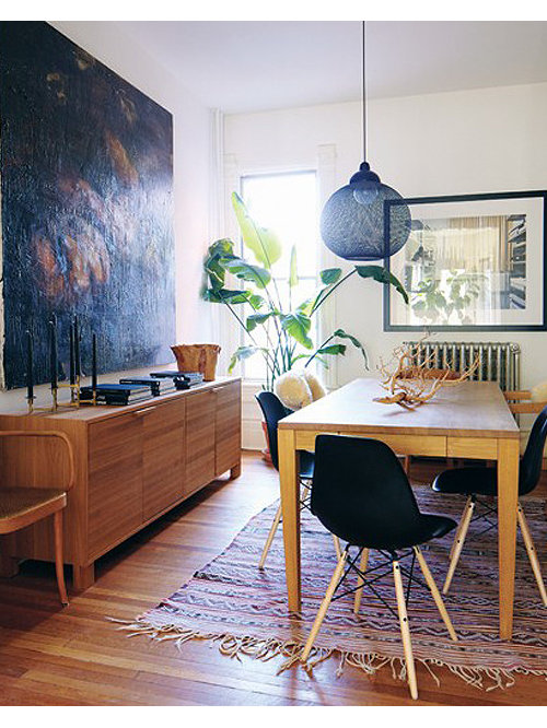 Inspiration For A Modern Dining Room Remodel In Toronto