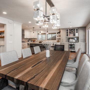 Encinitas Gourmet Kitchen Full Design and Home Remodel