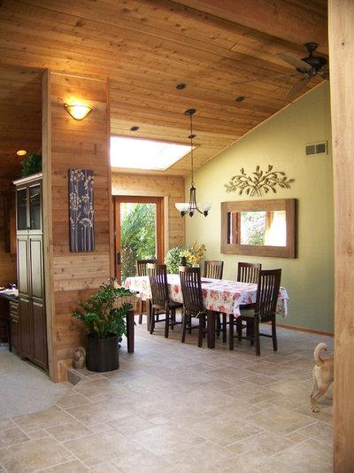 Traditional Dining Room by Design Moe Kitchen & Bath / Heather Moe designer