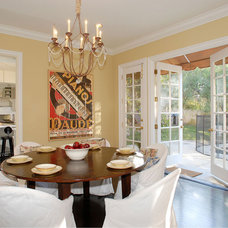 Traditional Dining Room by Cynthia Marks - Interiors