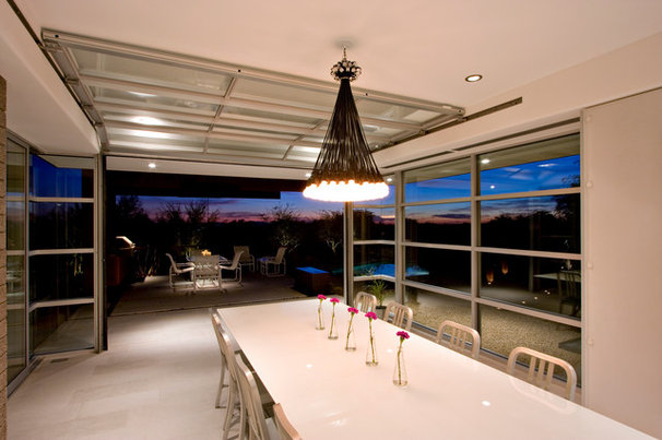 Modern Dining Room by 180 degrees