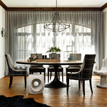 40 Quot Blommis Dining Table In Fiberglass Contemporary