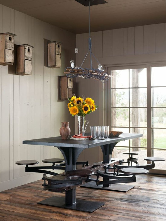 cool dining table | houzz
