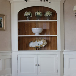 Eport Cottage Furniture Collection - Hutch for dining room.