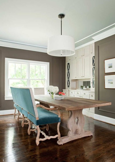 Traditional Dining Room by Terracotta Design Build