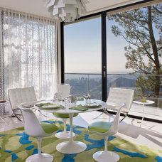 Contemporary Dining Room by MyDesignSource