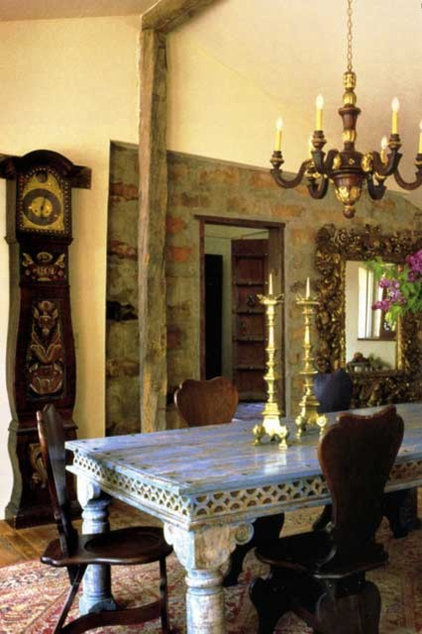 Traditional Dining Room by Eron Johnson Antiques