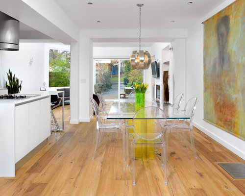 Clear Acrylic Dining Chairs | Houzz
