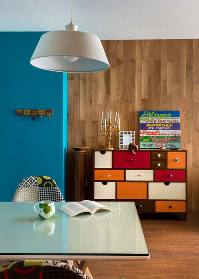 Eclectic Dining Room By Third Avenue Studio. Third Avenue Studio. What An  Interior Designer Does