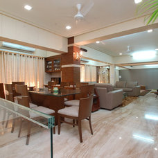 Contemporary Dining Room by ACPL