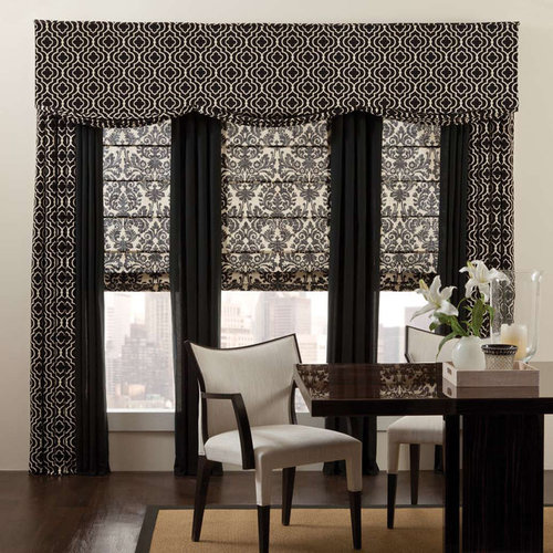 Board Mounted Valances Home Design Ideas Pictures