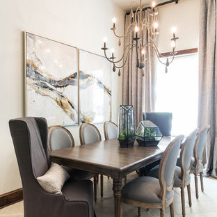 Euro-Traditional Dining Room