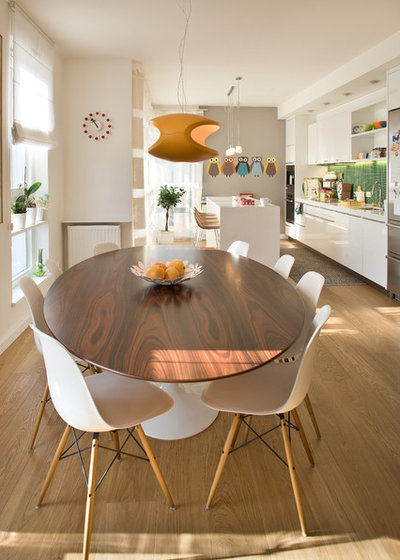 How To Feng Shui Your Dining Zone