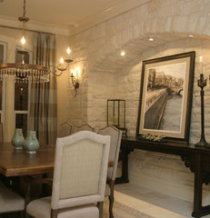 dining room by A Waters