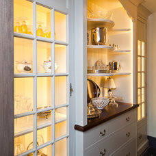 Traditional Dining Room by Owings Brothers Contracting