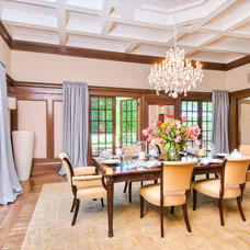 Traditional Dining Room by Decker Bullock Sotheby's International Realty