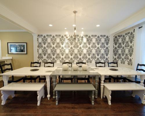 modular dining table - Modular Dining Room