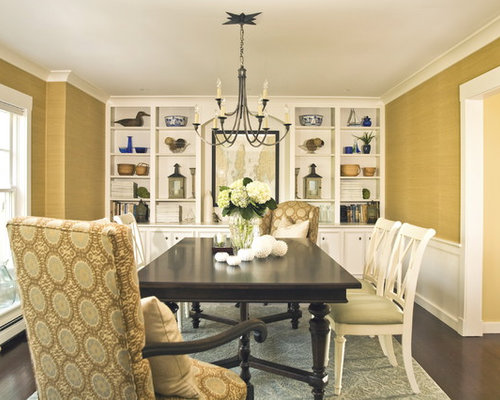 Dining Room Bookcase | Houzz