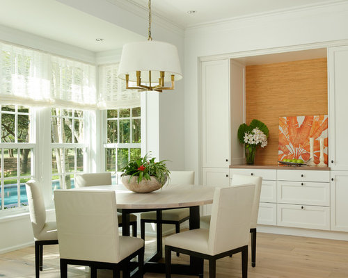 Tropical dining room design ideas renovations photos for Tropical dining room ideas