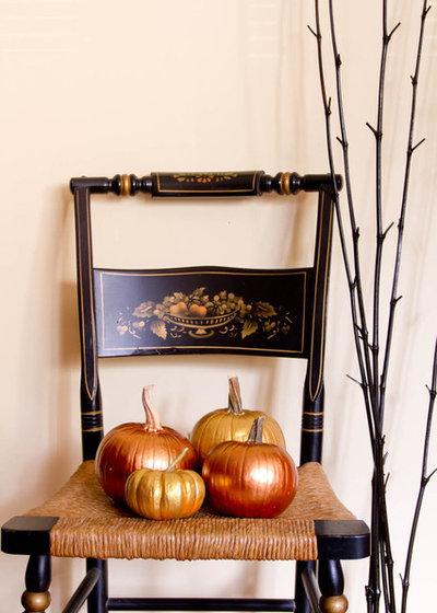 Halloween på svenska: Stilrena pumpor som läskigt snygga dekorationer