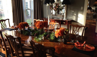 Fall Tablescape/Dining Room Makeover