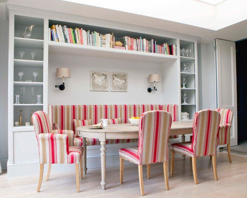 Banquette seating ideas, pictures, remodel and decor