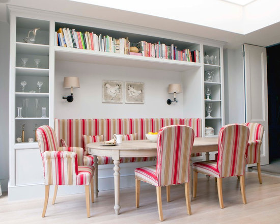 banquette seating dining room | houzz