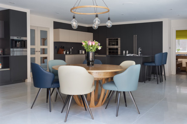 Contemporary Dining Room by Studio 28 Interiors Ltd