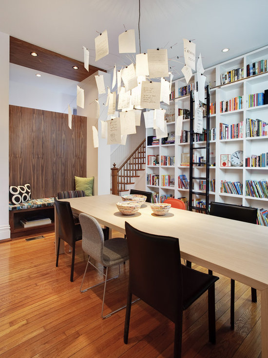 dining room office combo | houzz