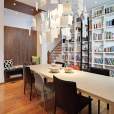 Modern Dining Room by Visible Proof
