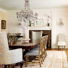 Traditional Dining Room by Fun House Furnishings & Design