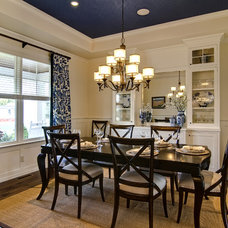 Traditional Dining Room by Farinelli Construction Inc