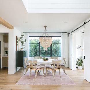 75 Most Popular Farmhouse Dining Room Design Ideas For 2019