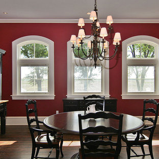 Inspiration For A Farmhouse Dining Room Remodel In St Louis
