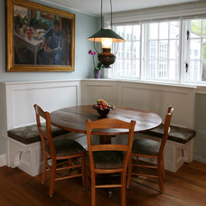 farmhouse dining room by ARCHIA HOMES