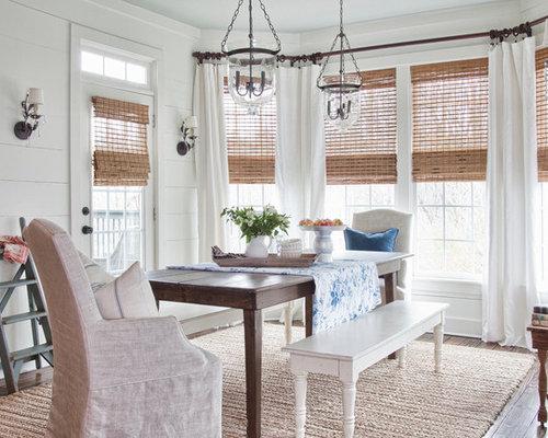 Natural Fiber Roman Shades Home Design Ideas Pictures