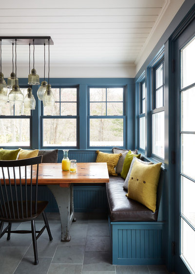Farmhouse Dining Room by Covenant LLC