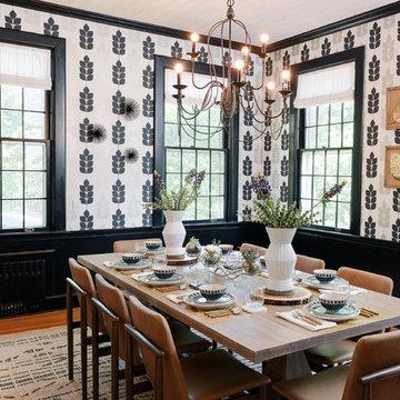 Farmhouse Mod Dining Room
